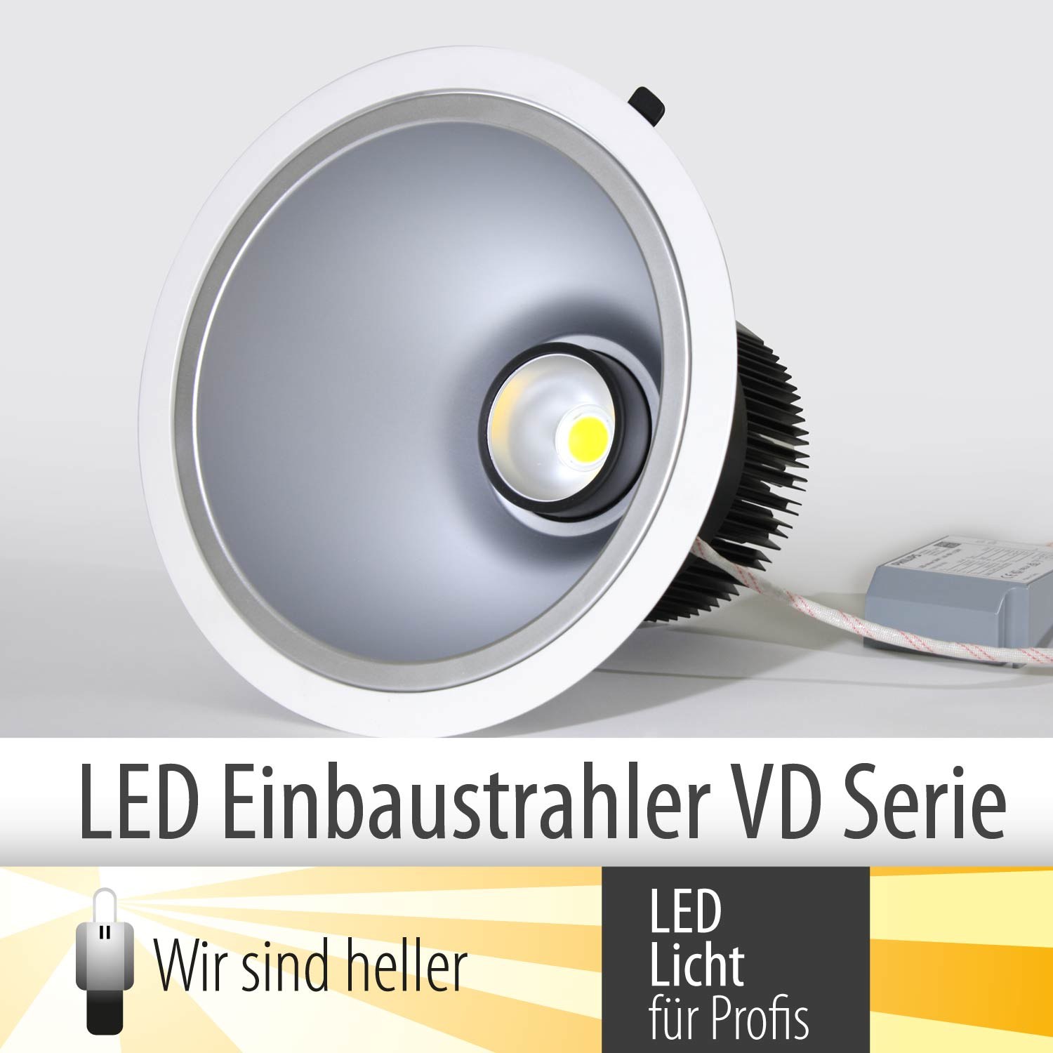 LED-Downlights VD Serie