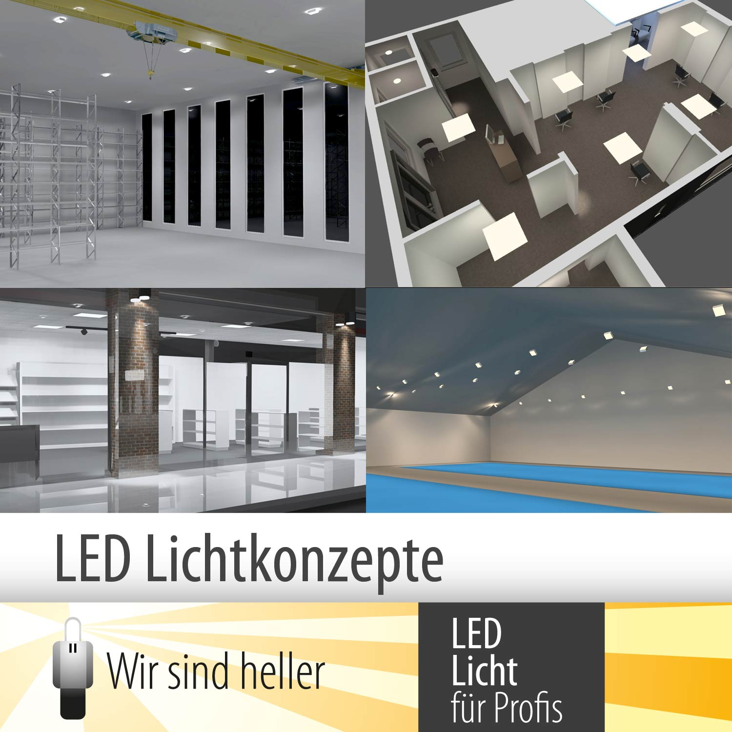 led beleuchtungsl sungen archives led beleuchtung und beleuchtungstechnik. Black Bedroom Furniture Sets. Home Design Ideas